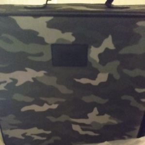 VICTORIA SECRET CAMO LUGGAGE